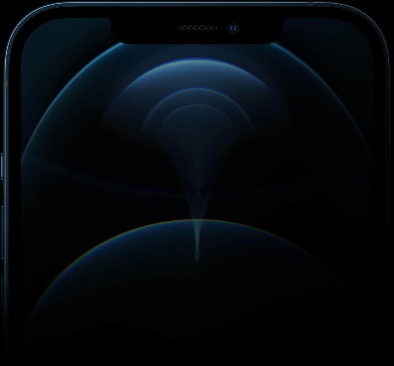 Площадь дисплея на передней панели нового iPhone 12 Pro стала еще больше благодаря уменьшенным рамкам. Кроме того, теперь это новый OLED XDR дисплей, который максимально подходит для решения профессиональных и повседневных задач с большей эффективностью.