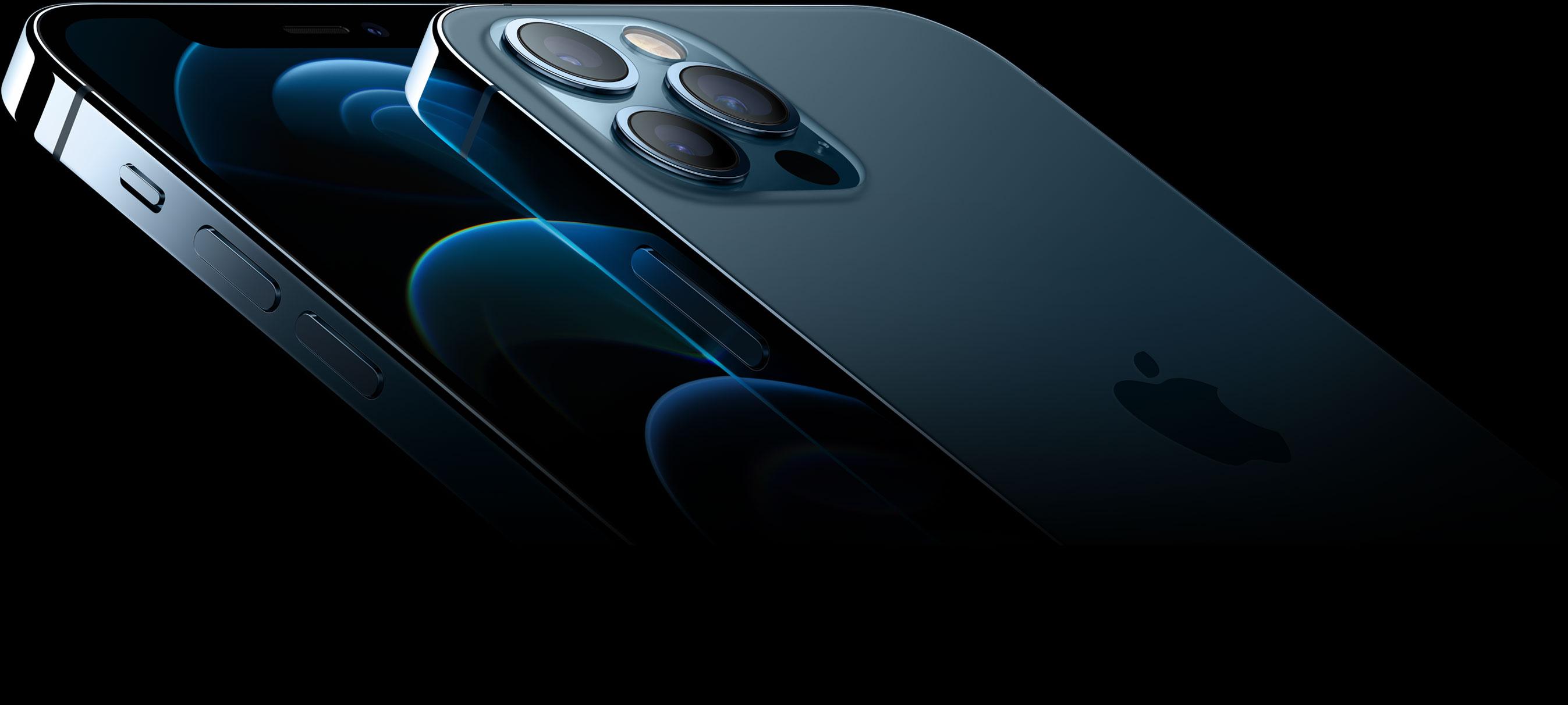 В этом году iPhone Pro версии получил еще больше возможностей, таких как поддержка высокоскоростных сетей 5G, невероятно производительный чип A14 Bionic, профессиональная система камер и улучшенный керамический корпус.