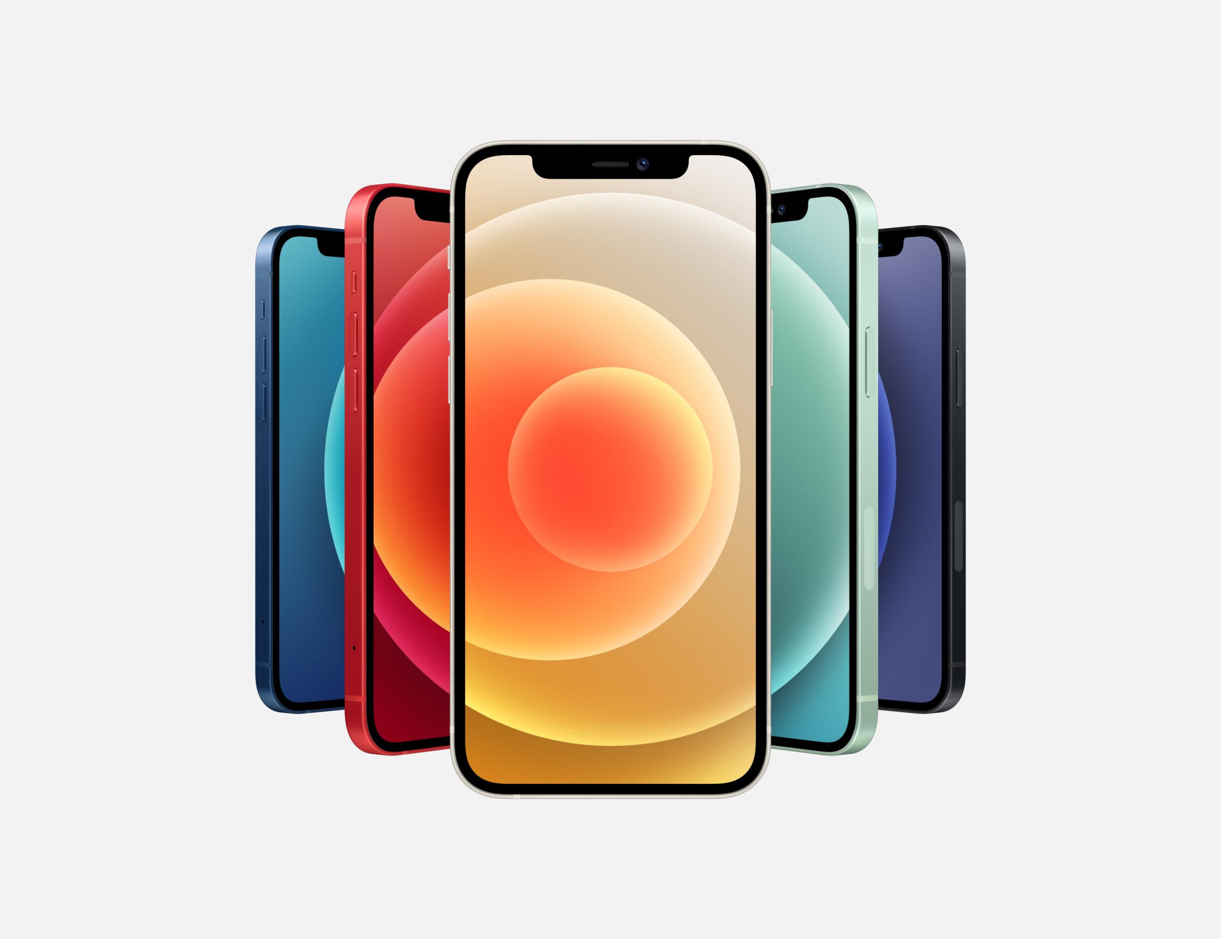 В этом году новые iPhone получили множество таких новых возможностей и улучшений как поддержка 5G, самый быстрый процессор когда-либо установленный в смартфоне – A14 Bionic, большой OLED дисплей, керамический корпус и Ночной режим на всех камерах.