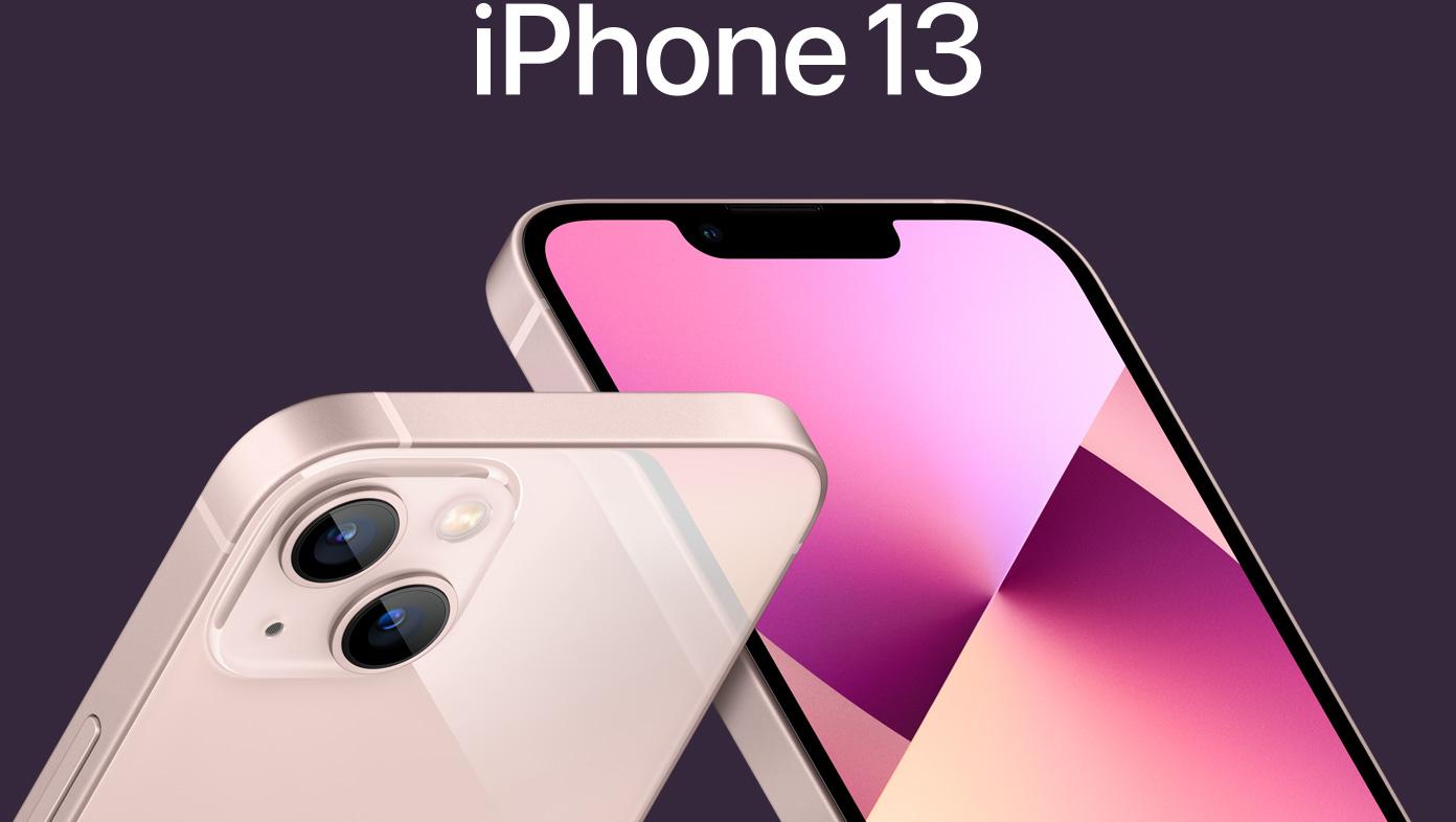 iPhone 13 與iPhone 13 mini - Apple (台灣)