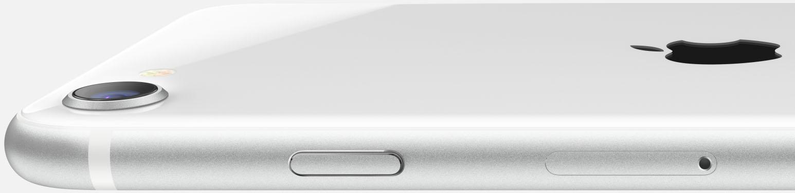 Благодаря тому что смартфон имеет такой мощный процессор как A13 Bionic, он способен обеспечивать потрясающее качество съемки за счет поддержки таких фирменный технологий от Apple, как Портретный режим, Контроль Глубины, Portrait Lightning, Smart HDR и другие. Само собой iPhone SE умеет осуществлять видеосъемку в 4K, имеет широкий динамический диапазон и не пропустит ни одной детали независимо от условий окружающего освещения.