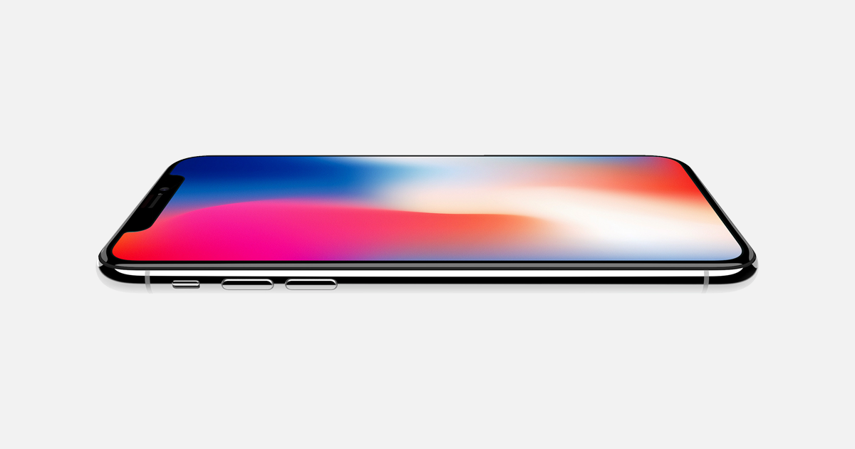 Anuncio Iphone X