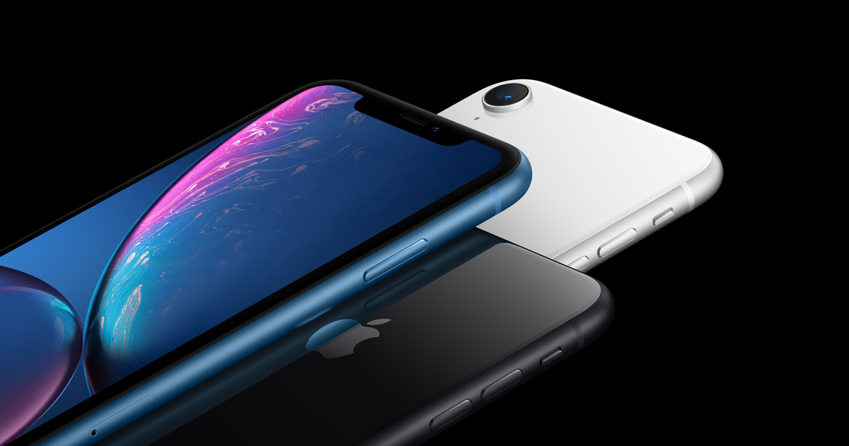 iPhone XR - Apple (IN)