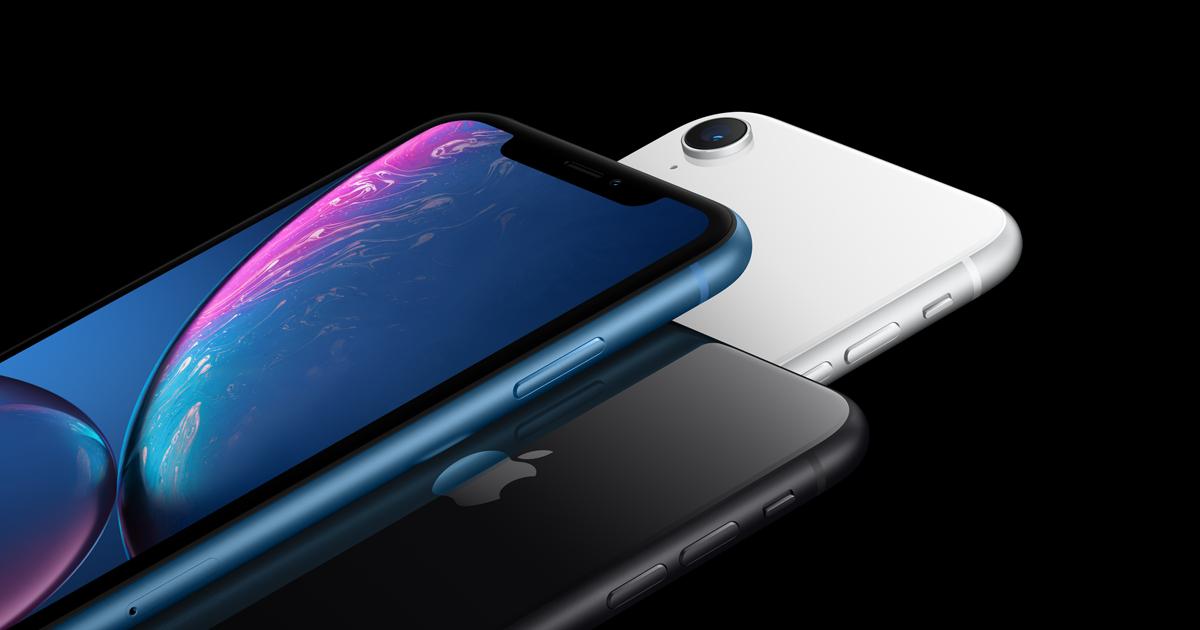 iPhone XR - Apple (UK)