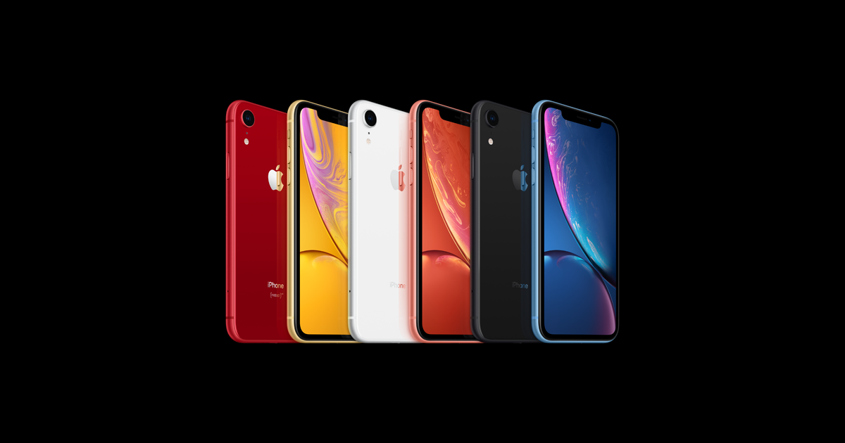 iPhone XR - Technical Specifications - Apple (NG)