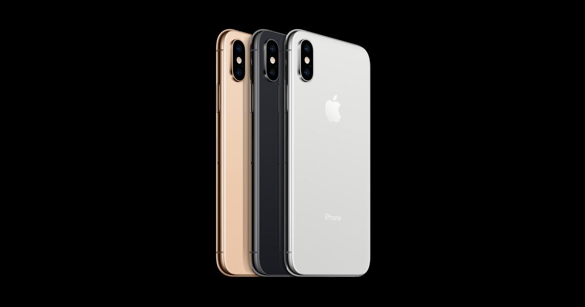 5e292b4f7  iPhone XS - المواصفات التقنية - (الإمارات)