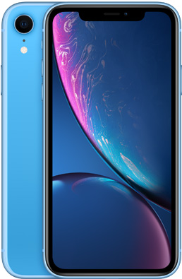 iPhone XR 64GB (blue)