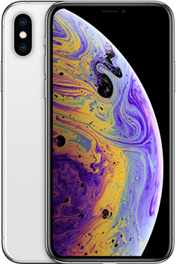 iPhone XS 64GB (Silver)