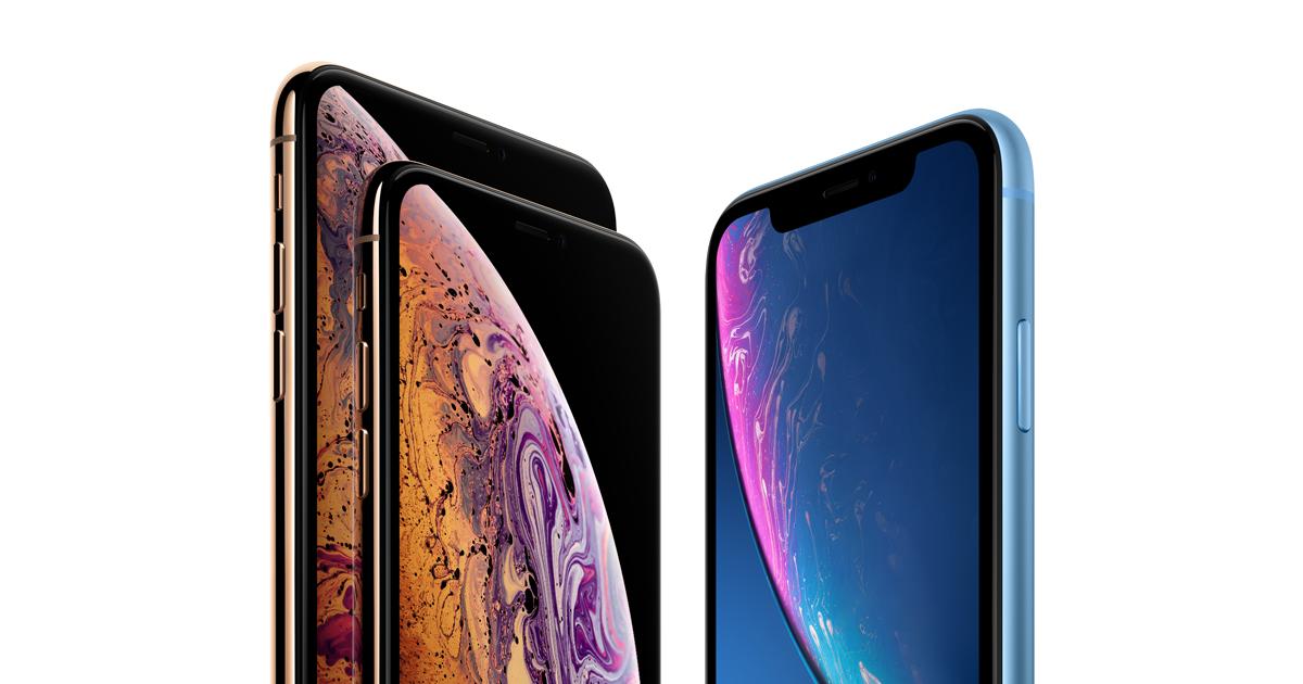 4b76678638e iPhone - Compara los modelos - Apple