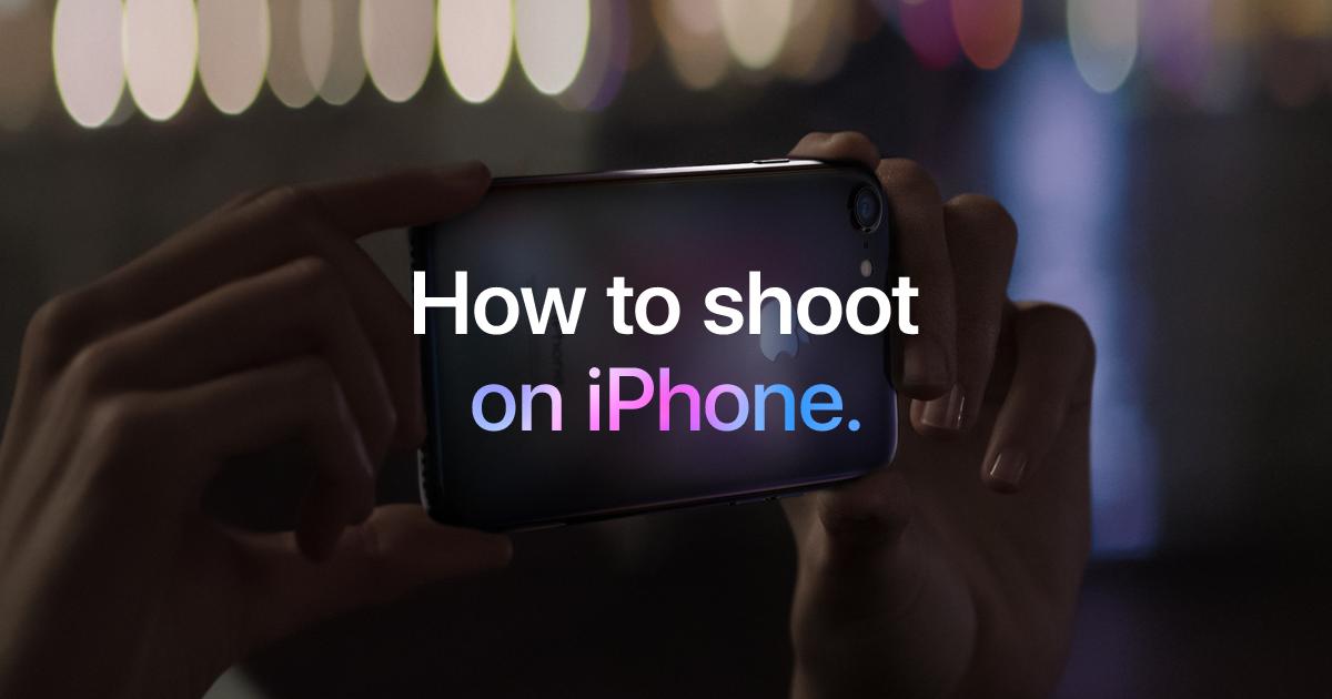 Luyện ngay bí kíp này của Apple nếu bạn muốn chụp ảnh nào cũng đẹp