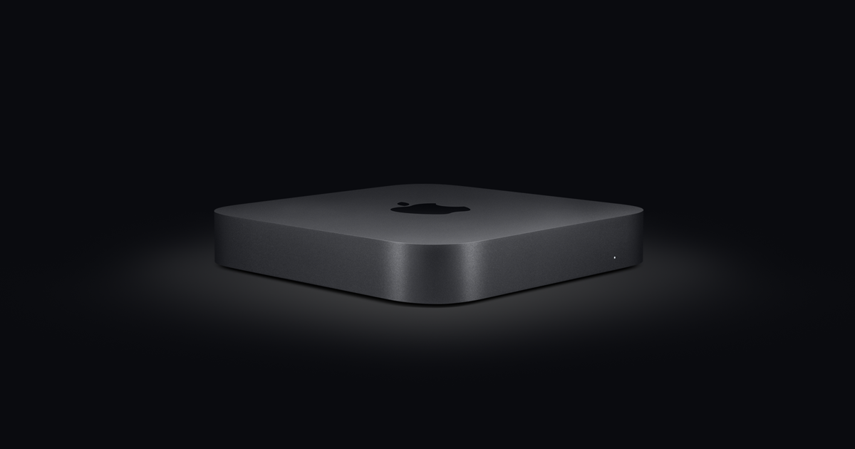 Mac mini - Apple