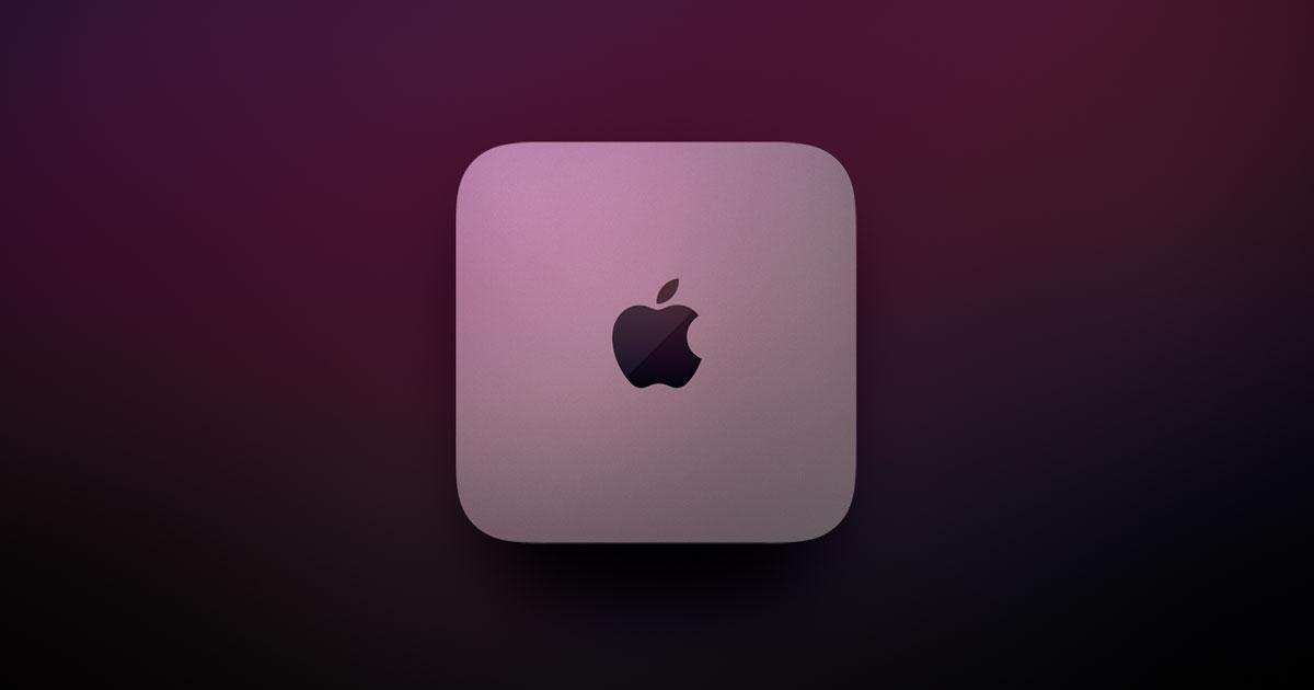 Mac mini is now configurable with 10 Gigabit Ethernet