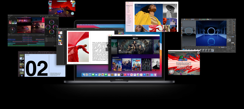 果將Big Sur稱之為最先進桌上電腦作業系統的最新版本,精美的設計讓Safari、地圖和訊息等App有更重大的更新。