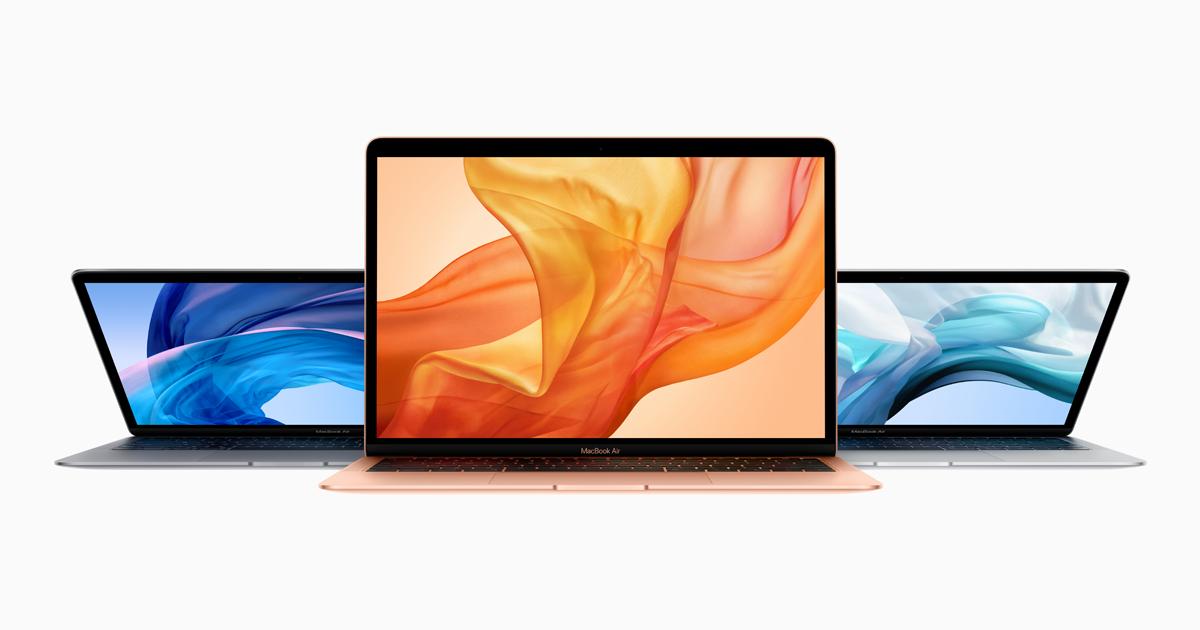 Výsledek obrázku pro macbook air 2019