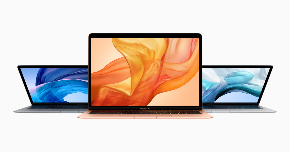 0d4a5ee3897 MacBook Air - Apple
