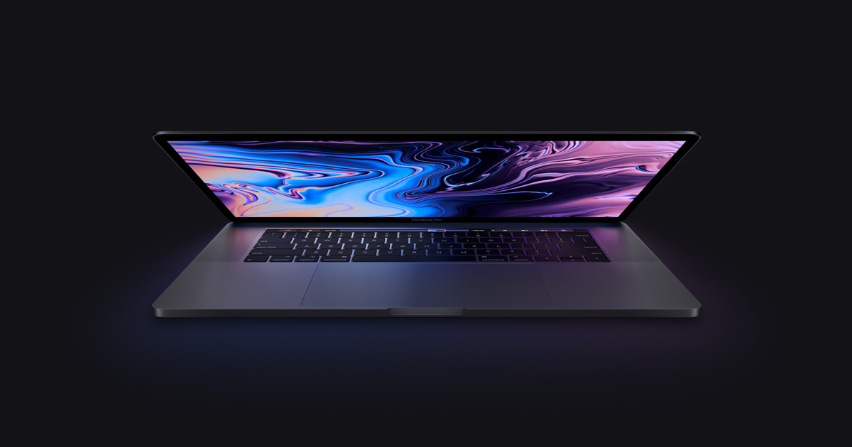 Image result for APPLE- Mac book pro 13.3 SPACE GREY TOUCH BAR 2019 MV962PA/A