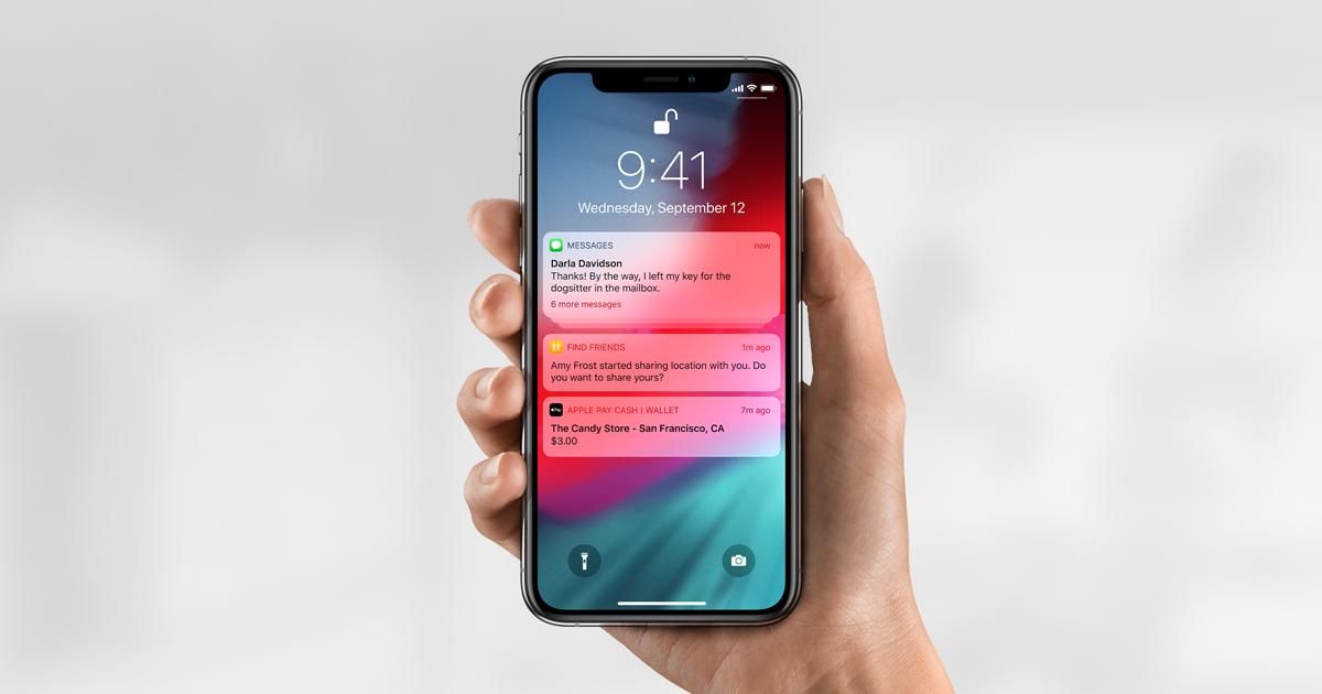 Privacy Apple