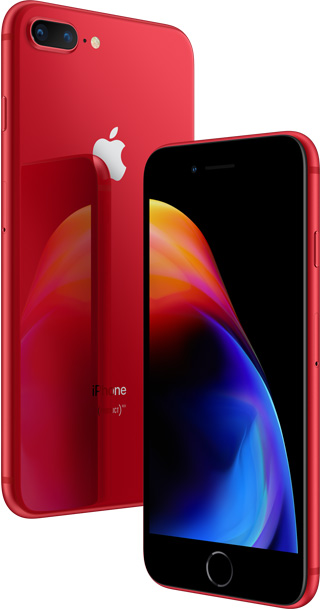 (Product) RED版本 iPhone 8
