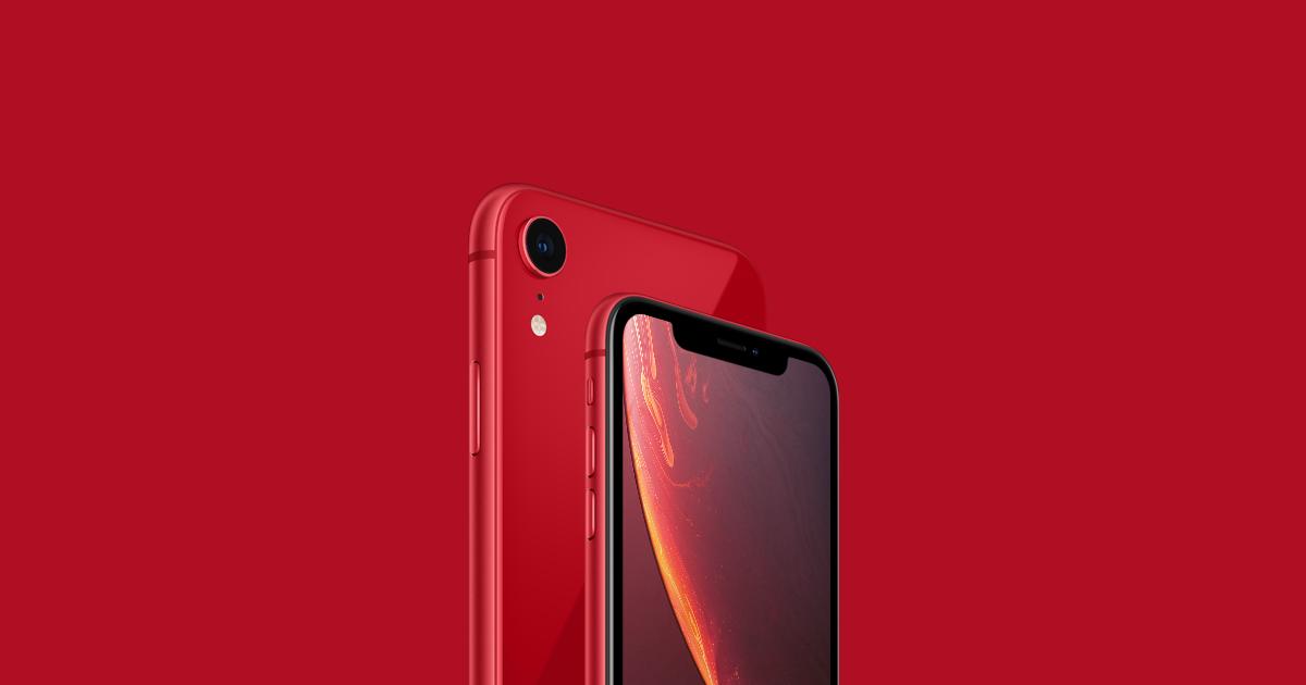 Resultado de imagem para iPhone XR Apple (PRODUCT) Vermelho™, 128GB