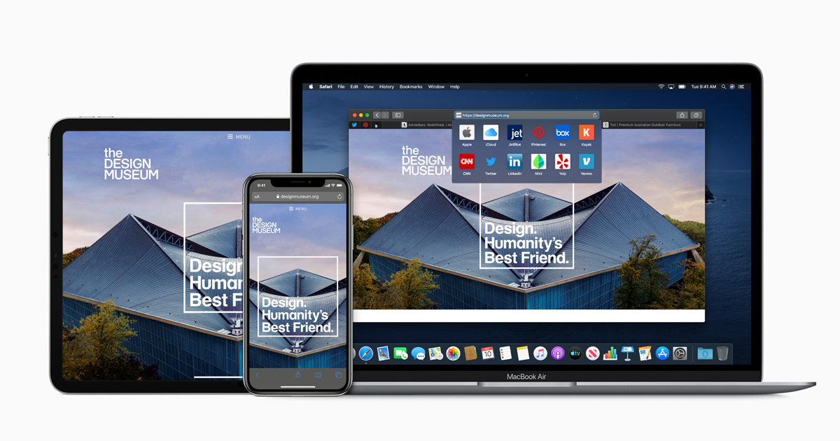 Safari - Apple