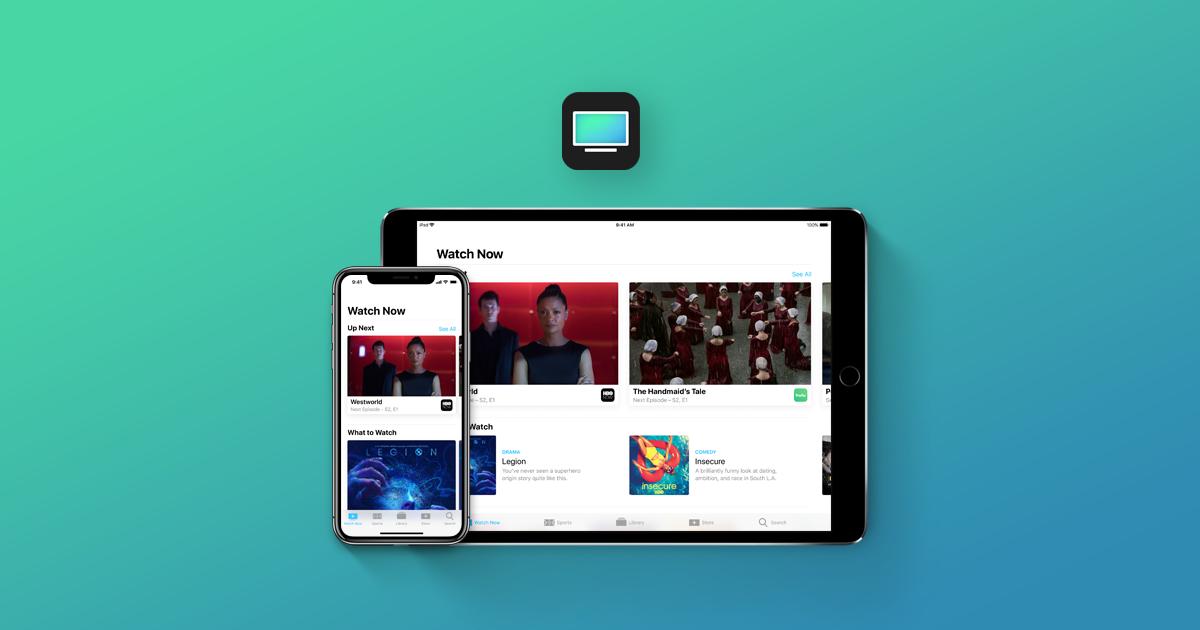 TV App | Tuggl