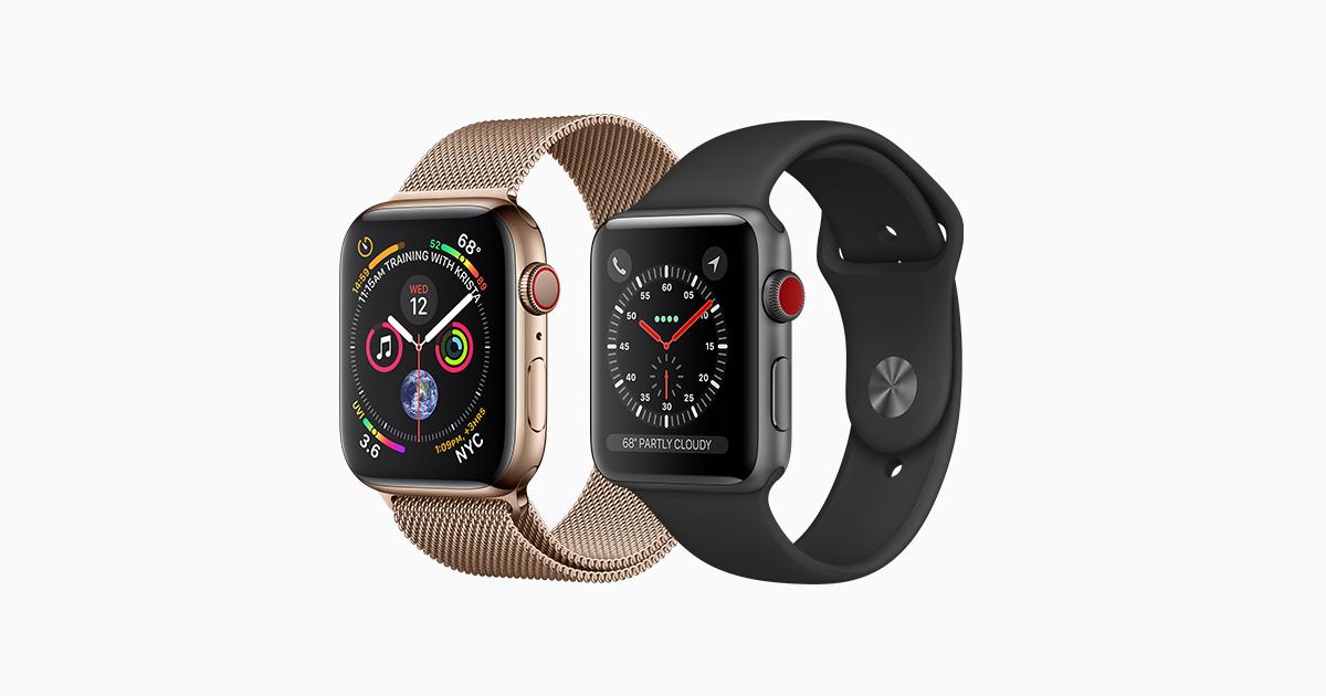 b38ad3d4d  Apple Watch - قارن الموديلات - Apple (المملكة العربية السعودية)