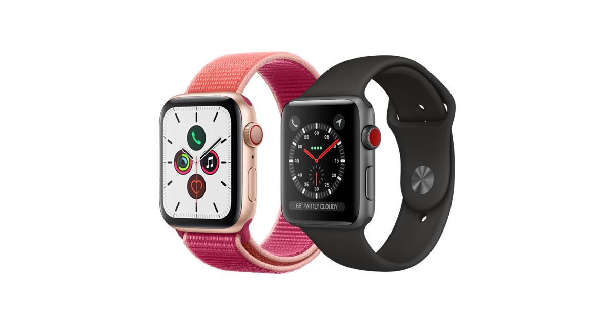 Apple Watch - Compare Models - Apple (AU)