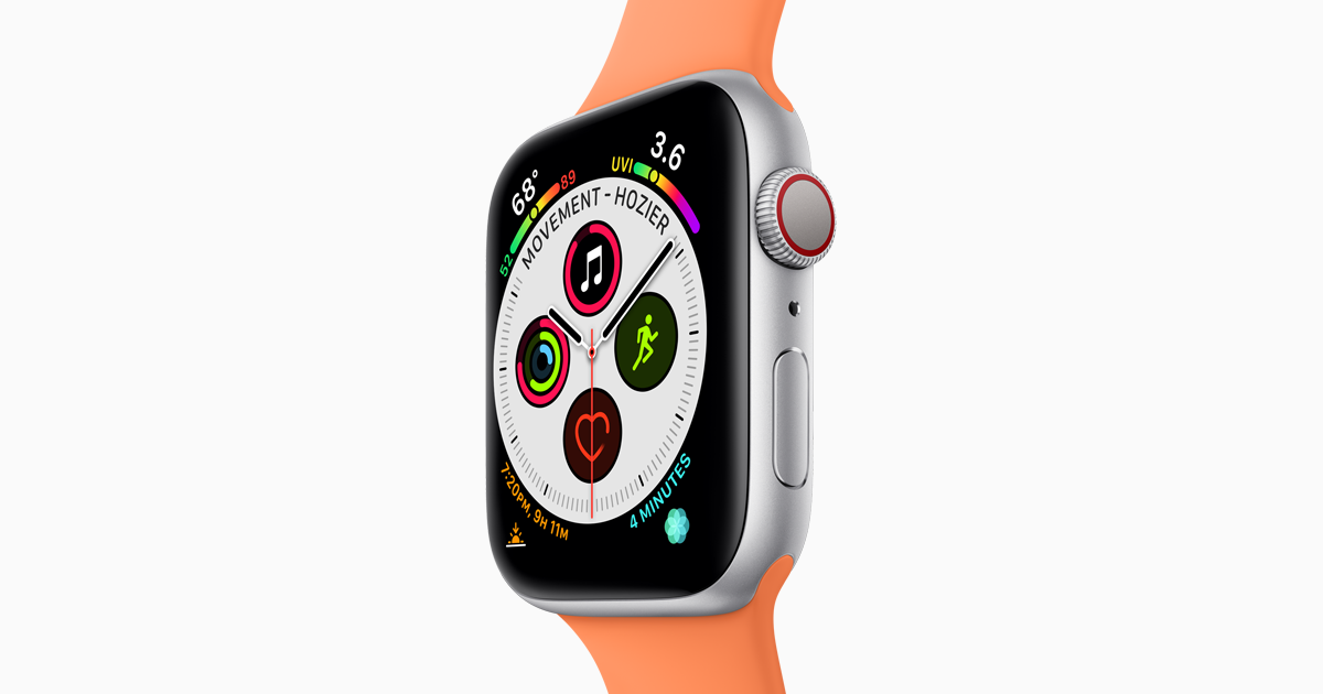 edccbb9c9119 Watch - Apple