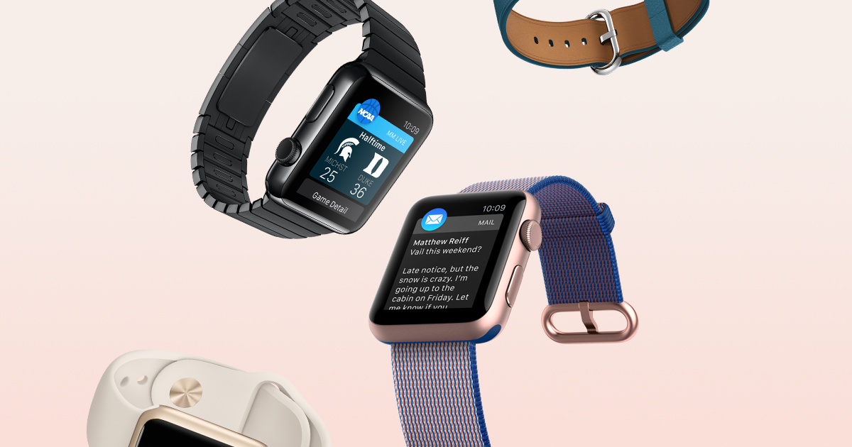 how to get email notifications on apple watch