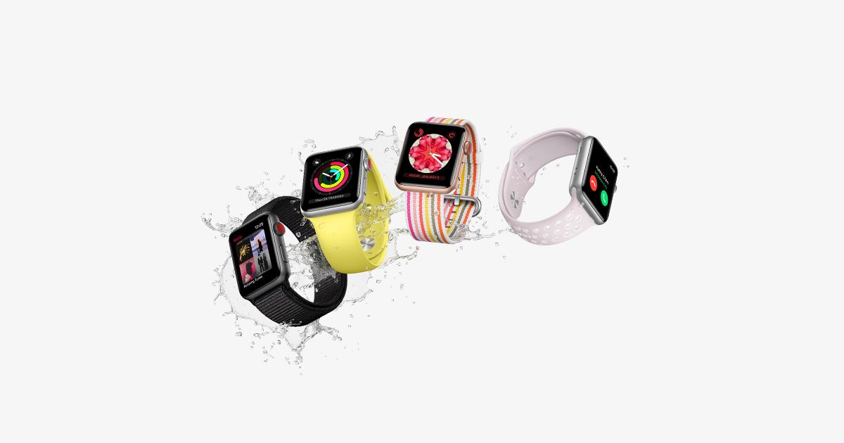 apple watch картинки